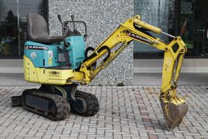 Micro escavatore