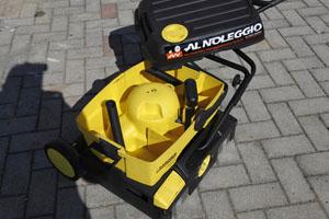 Lavasciuga elettrica per pavimenti piccola