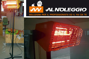 Lampada ad infrarossi 1500 Watt