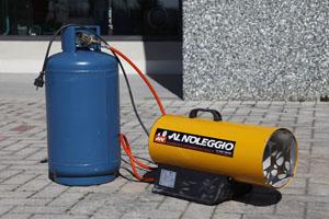 Generatore Gas per Interni