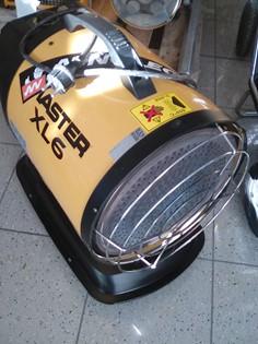 generatore aria calda a gasolio a noleggio Treviso
